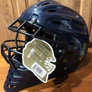 Baseball Softball Umpire Catcher Hockey Sty Helmet